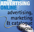 advertising, marketing and commercial catalogue layout
